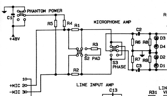 microfoon splitter